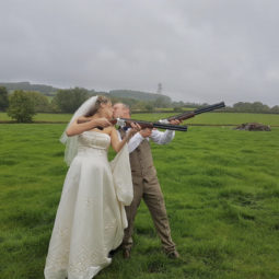 Wedding at Morrells Farm